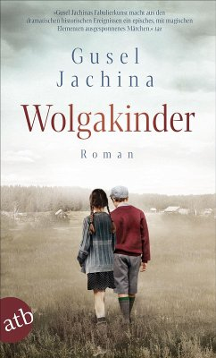 Wolgakinder (eBook, ePUB) - Jachina, Gusel