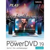 Cyberlink PowerDVD 19 Standard (Download für Windows)