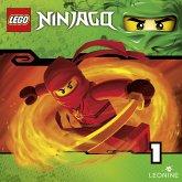 LEGO NINJAGO: Folge 1-3: Der Aufstieg der Schlangen (MP3-Download)