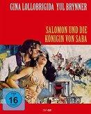 Salomon und die Königin von Saba (Mediabook + DVD, Cover B)