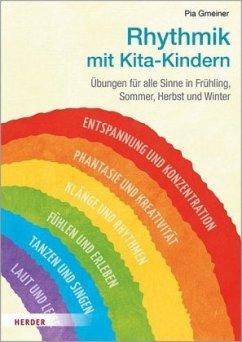 Rhythmik mit Kita-Kindern - Gmeiner, Pia