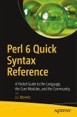 Perl 6 Quick Syntax Reference