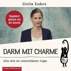 Darm mit Charme, 6 Audio-CDs - Enders, Giulia