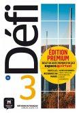 Défi 3 (B1). Livre de l'élève + CD + Premium