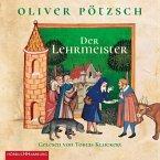 Der Lehrmeister / Die Geschichte des Johann Georg Faustus Bd.2 (3 Audio-CDs)