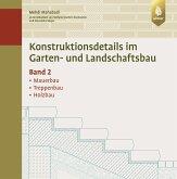 Konstruktionsdetails im Garten- und Landschaftsbau