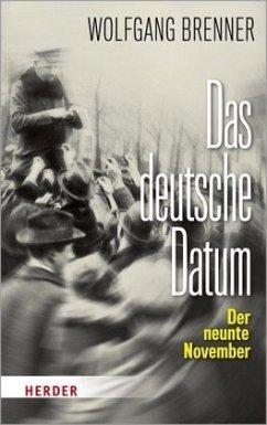 Das deutsche Datum - Brenner, Wolfgang