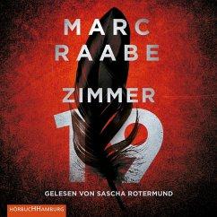 Zimmer 19 / Tom Babylon Bd.2 (2 Audio-CDs) - Raabe, Marc