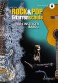 Rock & Pop Gitarrenschule für Einsteiger