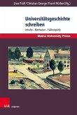 Universitätsgeschichte schreiben (eBook, PDF)