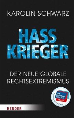 Hasskrieger - Schwarz, Karolin
