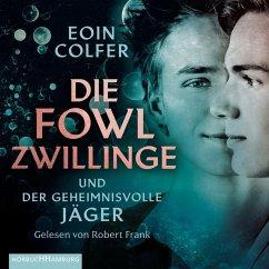 Die Fowl-Zwillinge und der geheimnisvolle Jäger / Die Fowl-Zwillinge Bd.1 (2 MP3-CD) - Colfer, Eoin
