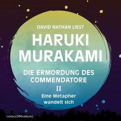 Eine Metapher wandelt sich / Die Ermordung des Commendatore Bd.2 (11 Audio-CDs) - Murakami, Haruki