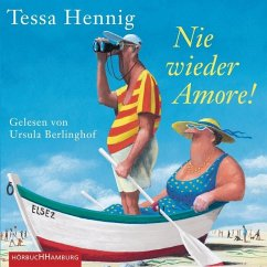 Nie wieder Amore!, 2 MP3-CD - Hennig, Tessa