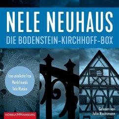 Die Bodenstein-Kirchhoff-Box, 6 Teile - Neuhaus, Nele