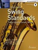 Swing Standards, Alt-Saxophon