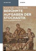Berühmte Aufgaben der Stochastik (eBook, PDF)