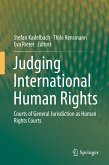 Judging International Human Rights (eBook, PDF)
