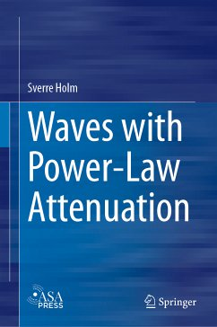 Waves with Power-Law Attenuation (eBook, PDF) - Holm, Sverre