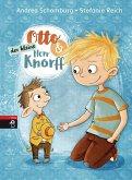 Otto und der kleine Herr Knorff / Otto & Herr Knorff Bd.1 (Mängelexemplar)