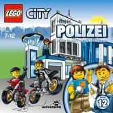 LEGO City: Folge 12 - Polizei - In den Greifern der Motorradbande (MP3-Download)