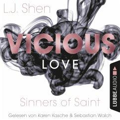 Vicious Love / Sinners of Saint Bd.1 (MP3-Download) - Shen, L. J.