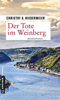 Der Tote im Weinberg / Jo Weidinger Bd.4 (eBook, ePUB) - Niedermeier, Christof A.
