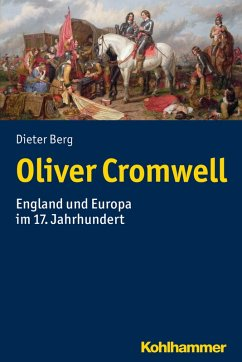 Oliver Cromwell (eBook, ePUB) - Berg, Dieter