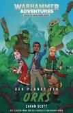 Der Planet der Orks / Gespaltene Galaxis Bd.4