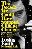 Losing Earth (eBook, ePUB)