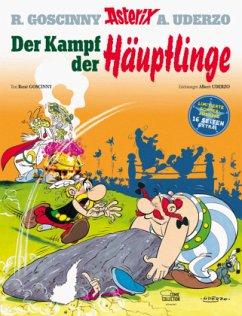 Asterix - Der Kampf der Häuptlinge - Uderzo, Albert; Goscinny, René