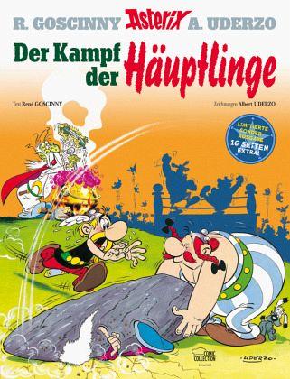 Asterix - Der Kampf der Häuptlinge