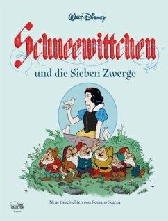Schneewittchen und die Sieben Zwerge - Martina, Guido; Scarpa, Romano; Disney, Walt