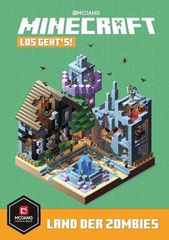 Minecraft, Los geht's! Im Land der Zombies - Mojang; Jefferson, Ed