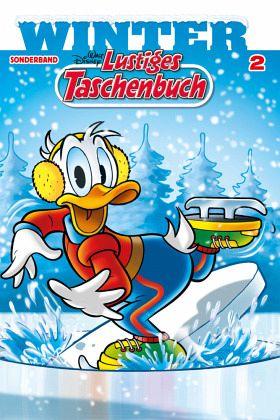 Buch-Reihe Lustiges Taschenbuch Winter