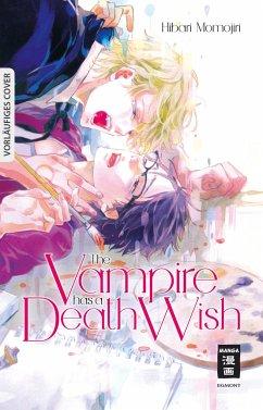 The Vampire has a Death Wish - Momojiri, Hibari