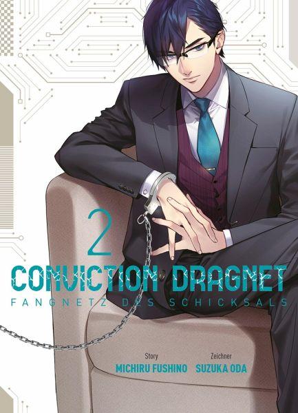 Buch-Reihe Conviction Dragnet: Fangnetz des Schicksals