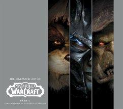 The Cinematic Art of World of Warcraft - Solano, Greg; Burns, Matt