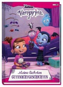 Disney Junior Vampirina: Meine liebsten Gutenachtgeschichten - Weber, Claudia