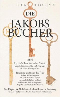 Die Jakobsbücher - Tokarczuk, Olga