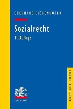 Sozialrecht - Eichenhofer, Eberhard