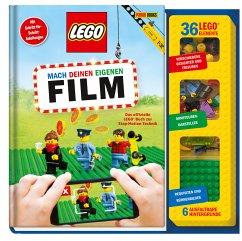 LEGO® Mach deinen eigenen Film: Das offizielle LEGO® Buch zur Stop-Motion-Technik - Harpin, Caitlin