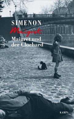 Maigret und der Clochard - Simenon, Georges