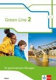 Green Line 2. 99 grammatische Übungen mit Lösungen 6. Klasse