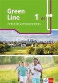 Green Line 1 G9. Arbeitsheft mit Lösungen und Mediensammlung Klasse 5