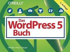 Das WordPress-5-Buch - Sauer, Moritz
