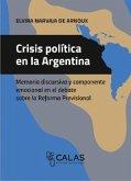Crisis política en la Argentina