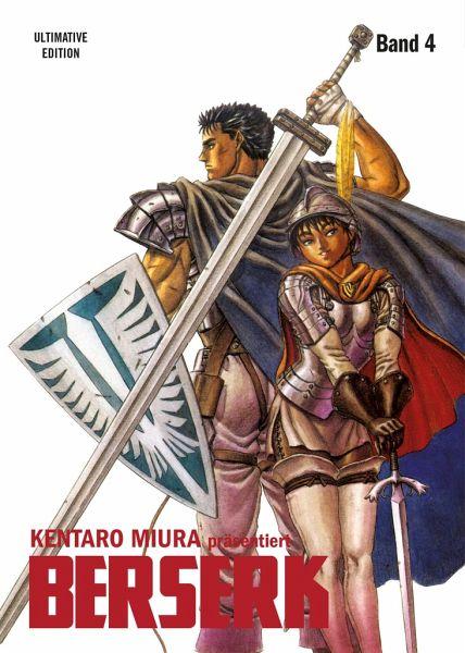 Buch-Reihe Berserk: Ultimative Edition
