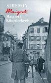 Maigret in Künstlerkreisen / Kommissar Maigret Bd.66