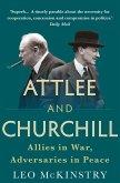 Attlee and Churchill (eBook, ePUB)